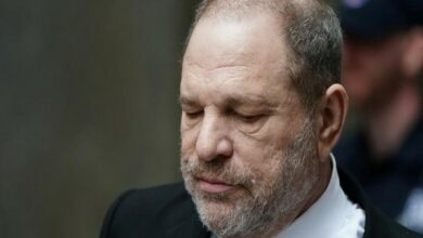 Photo of Harvey Weinstein trying to get sex trafficking charges removed from lawsuit by Wedil David