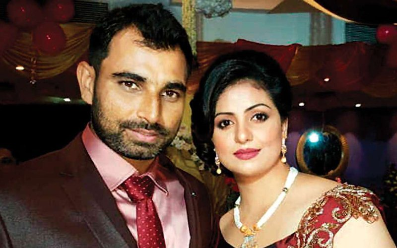 Hasin Jahan back with allegations against India pacer Mohammad Shami