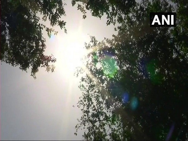 Heatwave condition persists in Delhi, temp touches 46.2 degrees