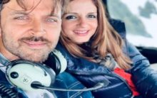 Sussanne Khan extends support to Hrithik Roshan, his family amid controversy surrounding Sunaina