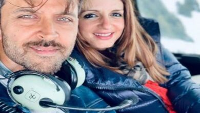 Photo of Sussanne Khan extends support to Hrithik Roshan, his family amid controversy surrounding Sunaina