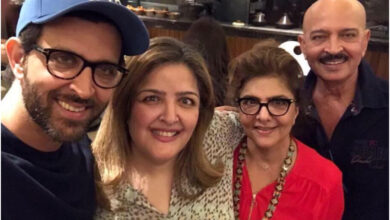 Photo of I fell in love with a Muslim: Here's how Hrithik, Rakesh Roshan react