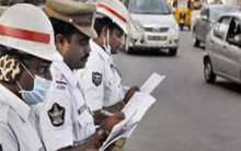 Hyderabad: Traffic police books 3873 cases against vehicles carrying school children