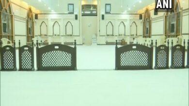 Photo of Eid Milap: Hyderabad mosque opens doors for all communities