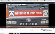 Hyderabad: 3873 school vans, other vehicles violated traffic rules booked