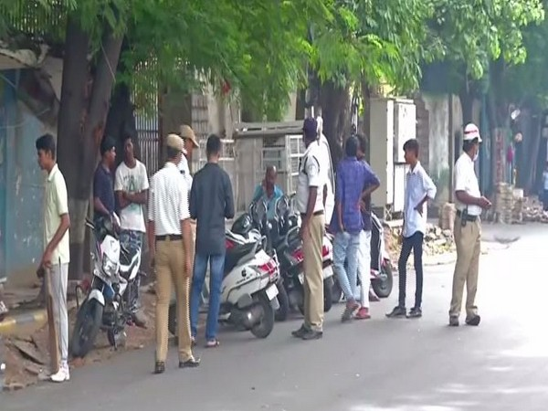 Hyderabad police book 2220 minors for driving vehicles