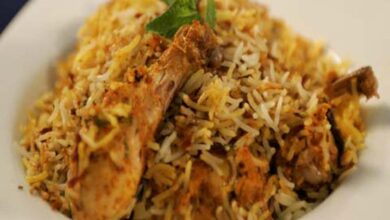 Photo of Hotel owner fined for selling biryani with rotten meat