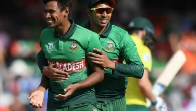 Photo of CWC'19: Bangladesh defeats S Africa by 21 runs