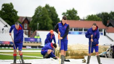 Photo of ICC Cricket World Cup: India-New Zealand match abandoned due to rain