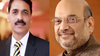 Photo of Asif Ghafoor responds to Amit Shah's tweet over India's victory