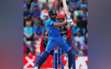 ICC World Cup: Afghanistan restrict India to 224/8