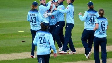 Photo of ICC Women's C'ship: Jones, Taylor shine as England defeats Windies 3-0