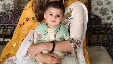 Photo of Sania Mirza celebrates her first Eid with son Izhaan