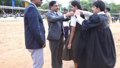 Photo of Hyderabad Public School holds investiture ceremony