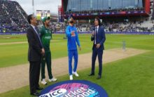 CWC'19: Pakistan win toss against India, opt to bowl first