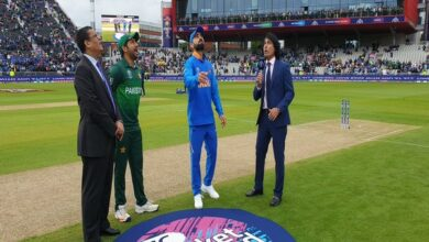 Photo of CWC'19: Pakistan win toss against India, opt to bowl first