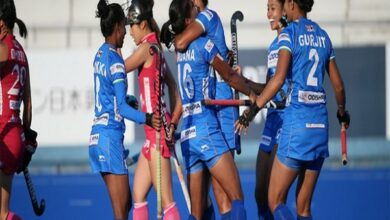 Photo of Indian women's hockey team beat Japan 3-1 to win FIH Series Finals