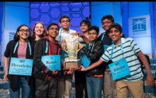 Six Indian-origin participants are among eight Spell Bee competition winners in U.S.
