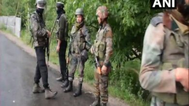 Photo of J-K: 2 terrorists killed in Shopian encounter