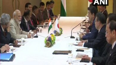 Photo of Modi, Abe meet ahead of G20, Japanese PM's India visit announced