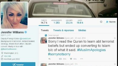Photo of I read Quran to learn about terrorist beliefs, ended up becoming Muslim myself: Jennifer Williams