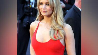 Photo of Jennifer Lawrence gets those pre-wedding jitters
