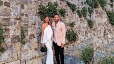 Photo of John Legend to spend Father's Day without children