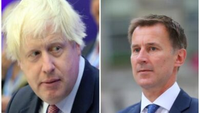 Photo of UK: Race for PM's post down to Johnson, Hunt