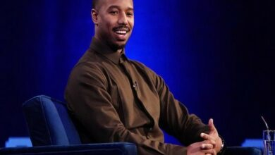 Photo of Michael B. Jordan talks about 'All About the Heart' approach while picking films