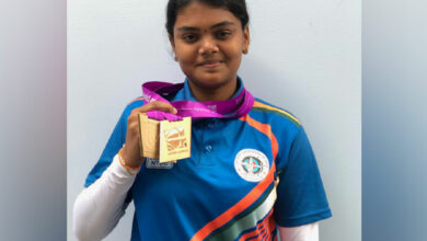 Photo of Jyothi Surekha wins two bronze medals at World Archery Championships