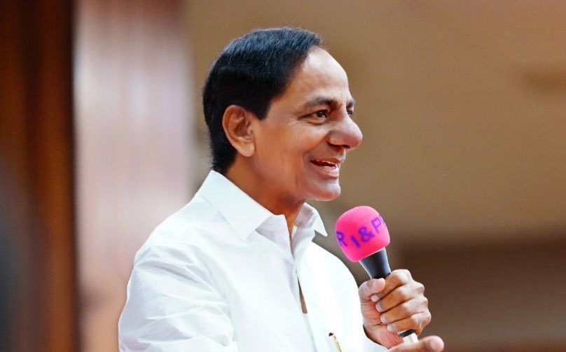 Foundation for TRS bhavans in districts on June 24, membership drive from 27