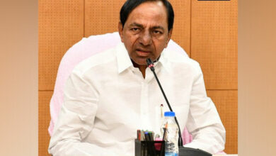 Photo of Suspense looms over KCR's attendance at all-party chiefs meet