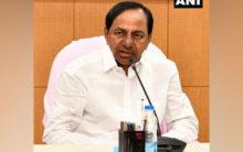 KCR lays foundation stone for Secretariat, Legislature complexes