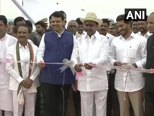 Telangana: KCR inaugurates world's largest irrigation project