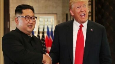 Photo of Trump receives 'beautiful', 'warm' letter from Kim