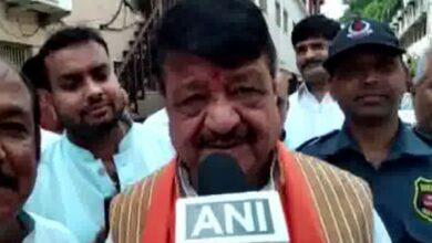 Photo of Mamata must follow Shyama Prasad Mukherjee's ideology: Kailash Vijayvargiya