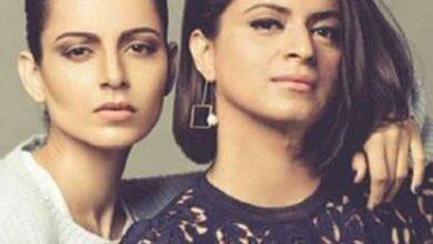 Photo of Rangoli Chandel slams Hrithik Roshan's sister Sunaina in latest tweet series