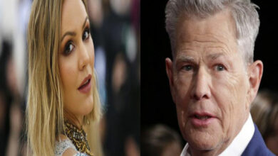 Photo of How love sparked between newly-weds David Foster, Katharine McPhee