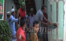 Did Sri Lankan Muslims demolish mosque and convert to Hinduism?
