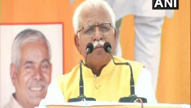 Photo of Haryana CM hails PM Modi for pension scheme to farmers, traders