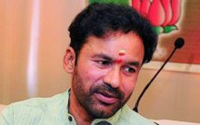 Safety of citizens is top priority of Centre: Kishan Reddy
