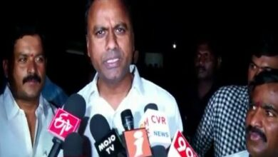 Photo of Rajagopal announces he will join BJP