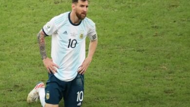 Photo of It's not my best Copa America, says Lionel Messi