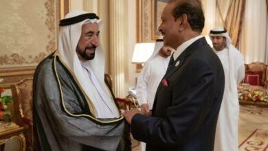 Photo of Indian investor MA Yousuf Ali gets UAE's first residency golden card