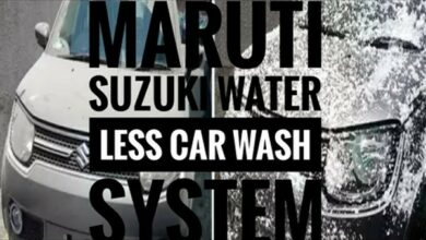 Photo of Maruti's dry car wash initiative helped save over 650 million litres of water in 2018-19