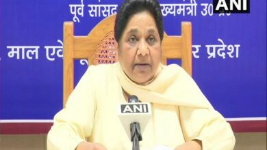 Photo of Akhilesh anti-Muslim, Mulayam in cahoots with BJP: Mayawati