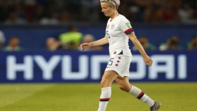 Photo of You can't win championship without gays on your team, says Megan Rapinoe
