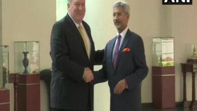 Photo of Pompeo meets EAM Jaishankar, NSA Doval