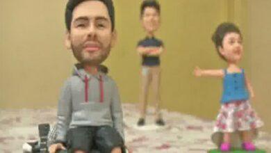 Chennai artist designs handmade replicas, dolls out of clay
