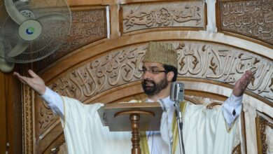 Photo of Use overwhelming mandate to resolve Kashmir issue: Mirwaiz to Modi